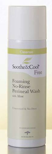 Soothe  Cool No-Rinse Perineal Wash with Aloe