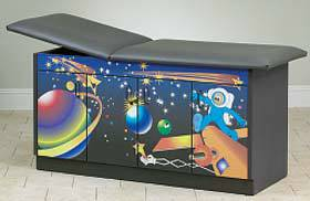 Space Place Pediatric Exam Table