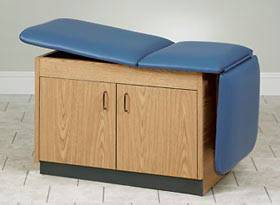 Space Saver Treatment Table 27in W