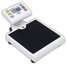 Space-Saving Digital Weight Scale