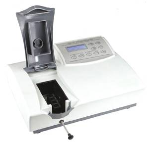 Visible Scanning Spectrophotometer
