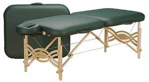Spirit LT Massage Table Gold Package