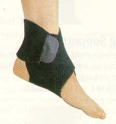 Sport Adjustable Neoprene Ankle Support