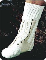 Sport Aid Canvas Ankle Splint