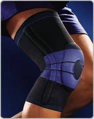 Knee Cartilage Compression Support