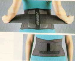 Sport Neoprene Lumbar Support - 8 12 in.