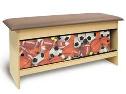 Sports Theme Treatment Table