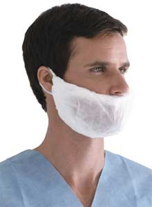 Spunbound Beard Cover