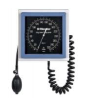 Square Aneroid Wall Blood Pressure Scale