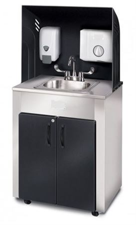 PRO Series Outdoor Single Basin Portable Sink