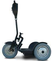 Stand and Ride Electric Scooter