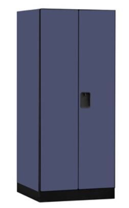 Standard Designer Wood Storage Cabinet - 6 ft Tall