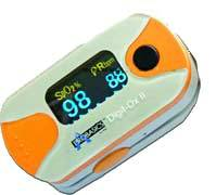 Digit-Ox2 Finger Pulse Oximeter
