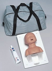 Pediatric Airway Management Training Manikins
