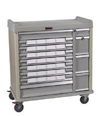 Standard Line Med-Bin Cart
