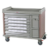 Standard Line Medication Cart