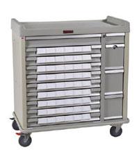 Standard Line Med-Bin Cart Standard Package