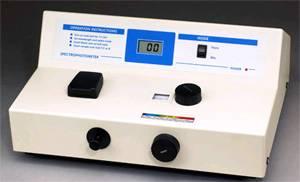 Standard Spectrophotometer