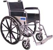 Standard Wheelchair 18 in Seat