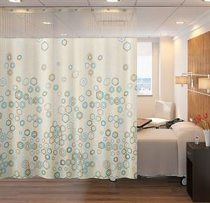 84inx 36in Single Bed Privacy Cubicle Curtain Kit