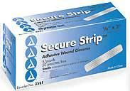 Sterile Wound Closure Strips