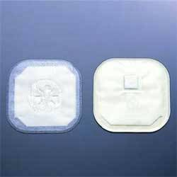 Stoma Cap w/ Porous Tape