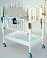 Storage Shelf Option for Infant Crib
