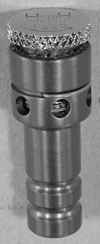 Straight Type Valves without Gas Evacuator