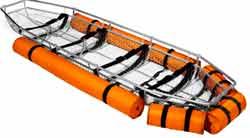 Stretcher Floatation Collar