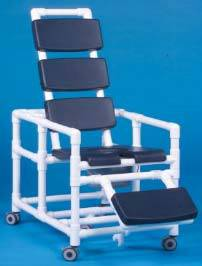 Super Deluxe Reclining Shower Chair