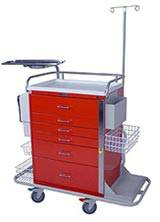 Super-Stat Emergency Response Cart