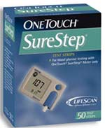 SureStep Test Strips
