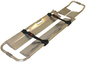 Telescopic Scoop Ambulance Stretcher