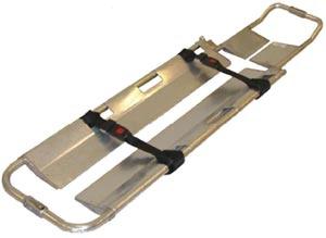 Telescopic Scoop Ambulance Stretcher
