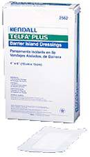 Telfa Plus Barrier Island Dressing