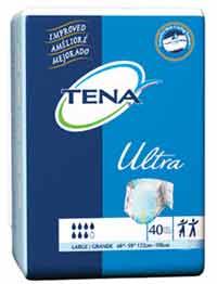 Tena Ultra Briefs- Adult Diapers