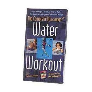 The Complete AquaJogger Water Workout Video