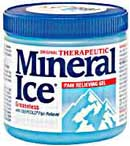 Therapeutic Mineral Ice