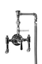Thermostatic Mixing Valve 25 GPM