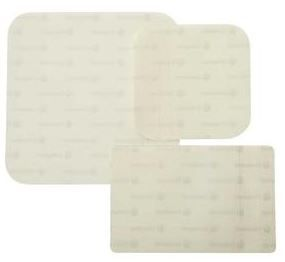 Thin Hydrocolloid Dressing, Sterile, Nerve Endings, 3-1/2in x 5-1/2in
