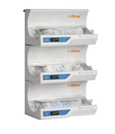 Three 3 Single Bag Capacity Fluid Warmer
