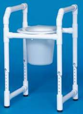 Toilet Safety Frame w/ Pail