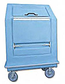 Top Loading Fiberglass Waste Collection Cart