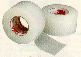 Transpore Tape - 1 in. x 10 yds