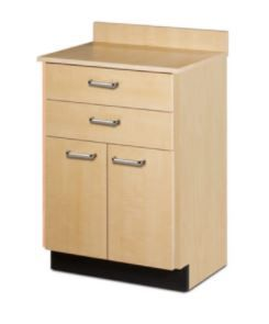Treatment Cabinet w/ 2 Doors & 2 Drawers