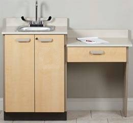 Base Sink Cabinet Wall Mount Desk