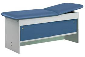 Treatment Table w/ 2 Sliding Doors 30in W