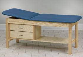 Treatment Table w/ Drawers 30in W