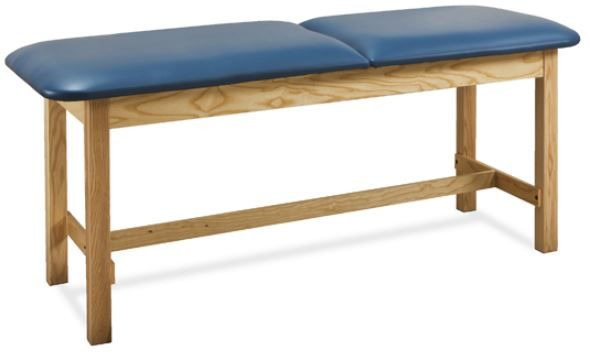 Treatment Table w/ H-Brace 24in W