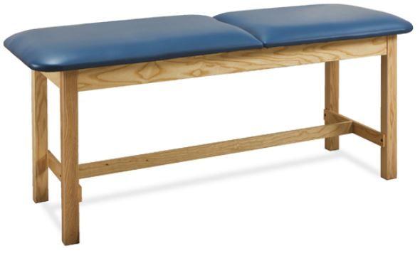 Treatment Table w/ H-Brace 24in W